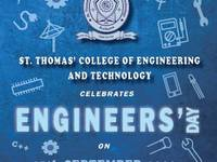 Engineers' Day Celebration on 15th September, 2020