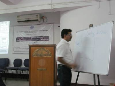 Guest Lecture on Cyber Security & Ethical Hacking (31/10/2018) 5