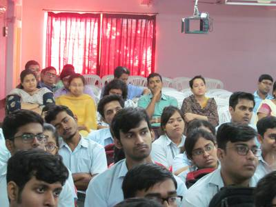 Guest Lecture on Cyber Security & Ethical Hacking (31/10/2018) 9