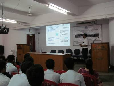 Guest Lecture on Cyber Security & Ethical Hacking (31/10/2018) 12