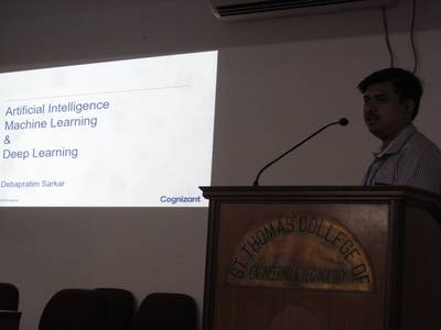 Industry Lecture By CTS (15/03/2019) 26