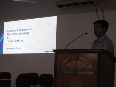 Industry Lecture By CTS (15/03/2019) 27