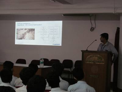 Industry Lecture By CTS (15/03/2019) 36