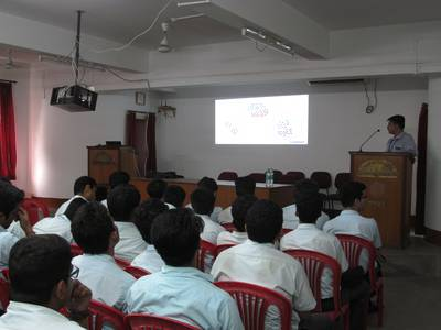 Industry Lecture By CTS (15/03/2019) 43