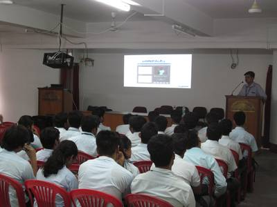 Industry Lecture By CTS (15/03/2019) 58