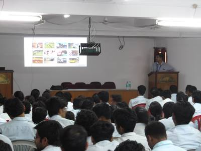 Industry Lecture By CTS (15/03/2019) 64