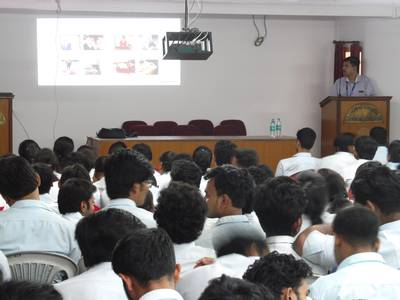 Industry Lecture By CTS (15/03/2019) 65
