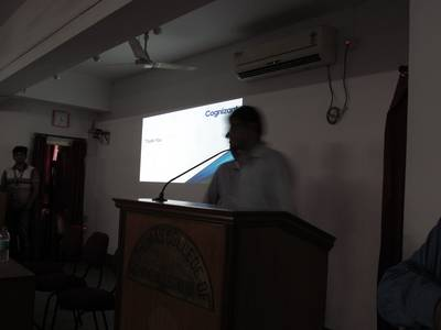 Industry Lecture By CTS (15/03/2019) 72