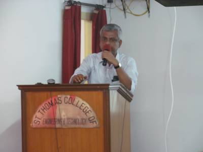 "Lecture on ""Video Segmentation"" by Dr. Sanjoy Kumar Saha - STCET Student Chapter of IE(I) (05/04/2019) 4"