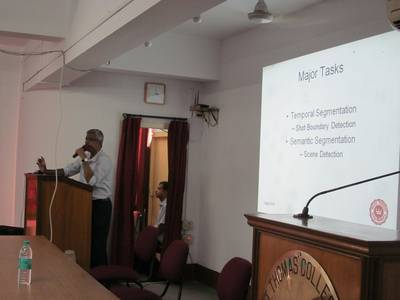 "Lecture on ""Video Segmentation"" by Dr. Sanjoy Kumar Saha - STCET Student Chapter of IE(I) (05/04/2019) 7"